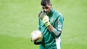 Goalie Novota verlässt Rapid - Wechsel zu Debrecen fast fix