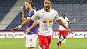 Wanderson vor Wechsel von Salzburg zu Krasnodar