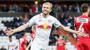 Laimers Abgang teuerster Transfer vor Bundesliga-Auftakt