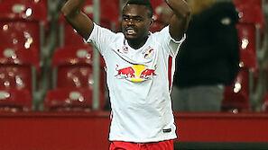Salzburg-Spieler Oberlin wechselt leihweise nach Basel