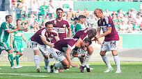 Mattersburg holt nach 0:2-Rückstand 2:2 bei Rapid