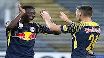 Haidara schoss Salzburg zu Last-Minute-2:1 in Mattersburg