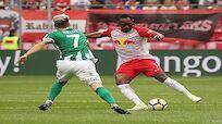 Salzburg garnierte Meisterteller durch 1:0 mit Punktrekord