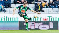 Salzburg verpflichtete Linksverteidiger Vallci von Innsbruck