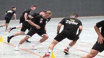 LASK mit drei Neuen in Vorbereitung - Trainerteam komplett
