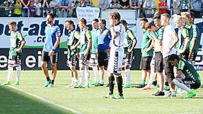 Ried startet zu Hause gegen Wr. Neustadt in Erste Liga