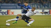 Schalke stieß in EL-Achtelfinale vor, Schöpf traf gegen PAOK