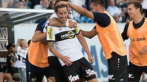 Altach nach 3:0 in Brest in 3. Quali-Runde zur Europa League