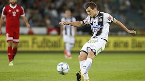 Sturm stieg nach 3:0 in Podgorica in Europa-League-Quali auf