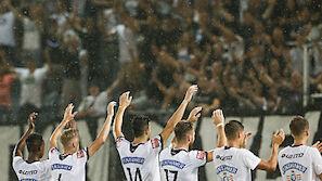 Sturm Graz glaubt gegen Fenerbahce an Aufstiegschance