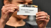 Salzburg im EL-Sechzehntelfinale gegen Club Brügge