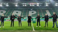 """SK Rapid freut sich über 250 Folgen """"Rapidviertelstunde"""""""