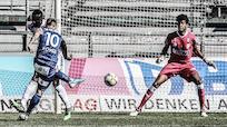 BW Linz stürmte mit Derby-Kantersieg auf Rang 2 der 2. Liga