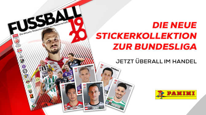 Bundesliga At Panini 2019 20