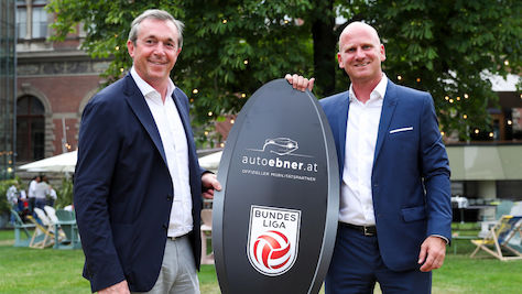 Sicher, komfortabel & nachhaltig: Auto Ebner wird offizieller Mobilitätspartner der Bundesliga