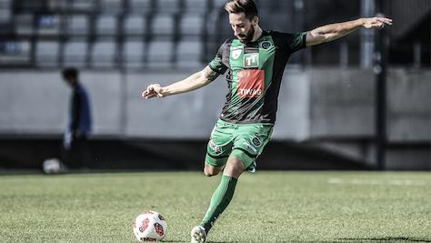 3:0-Heimsieg von Wacker Innsbruck II über Kapfenberger SV