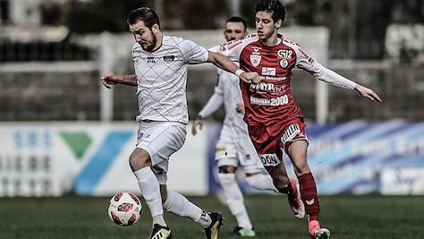 Vorwärts Steyr gewann Nachzügler-Duell mit Klagenfurt 2:1