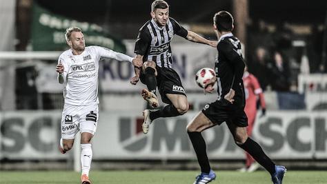 Wr. Neustadt und Kapfenberg blieben in 2. Liga sieglos