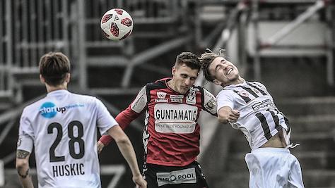 Ried siegt wieder - 1:0 bei Juniors OÖ