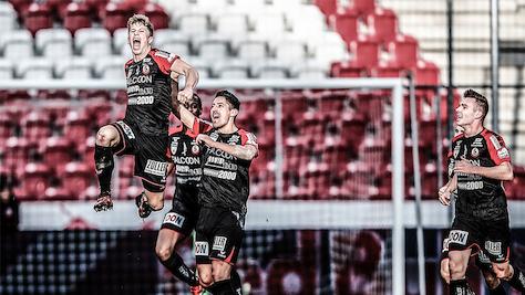 Steyr nach Sieg bei Liefering Dritter der 2. Liga