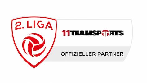 11teamsports wird ab 2021/22 Ausstattungs-Partner der 2. Liga