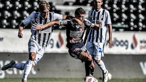 Juniors OÖ gegen FAC endete mit 2:2-Remis