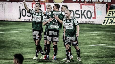 Ried nach 9:0-Kantersieg gegen FAC zurück in Bundesliga