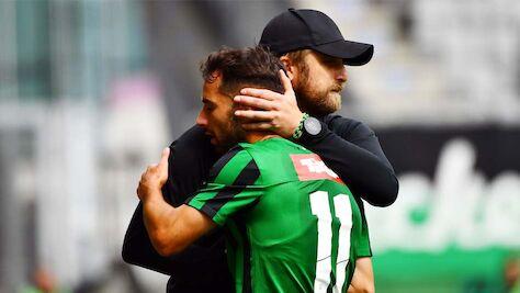 Wacker Innsbruck besiegte in 2. Liga Amstetten 1:0