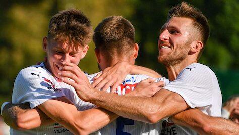 FAC feierte 2:0-Sieg in Dornbirn