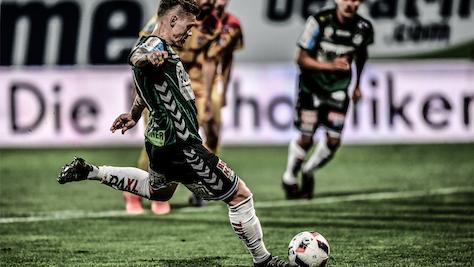 Der Traum von der Bundesliga