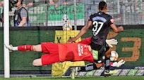 Sturm mit 0:1-Heimniederlage gegen Rapid im Europacup