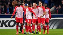 Salzburg schaffte mit 4:0-Heimsieg Wende gegen Brügge