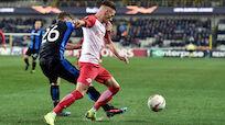 Salzburg nach 1:2 in Brügge im EL-Rückspiel voll gefordert