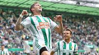 Rapid bei Kühbauer-Heimdebüt mit 1:0 gegen Mattersburg