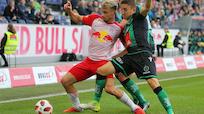 Innsbruck fügte Salzburg auswärts ersten Punkteverlust zu