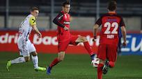 LASK beendete sieglose Serie - 5:1 gegen Schlusslicht Admira