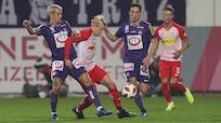 Salzburgs Schlussoffensive belohnt - 2:0-Sieg bei Austria