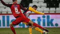 2:2 bei Admira - Wolf wendete erste Salzburg-Niederlage ab