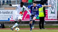 2:2 - Kein Sieger im Aufsteiger-Duell Hartberg-Innsbruck