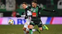 Innsbruck beendete 2018 mit schmeichelhaftem 0:0 gegen WAC