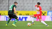 Salzburg beendete Liga-Grunddurchgang mit 2:0 in Innsbruck