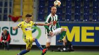 Mattersburg trotz 1:0 in St. Pölten nicht in Meistergruppe