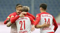 Salzburg baute Tabellenführung mit 3:1-Sieg gegen Sturm aus