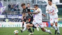 Austria bleibt in Meistergruppe sieglos: 1:1 beim WAC