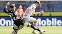 Sturm Graz unterlag WAC nach Führung 1:2