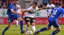 Altach trotz 3:1-Sieg gegen Hartberg aus Europacup-Rennen