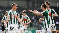 Mattersburg nach 1:0 über Rapid im Europacup-Play-off