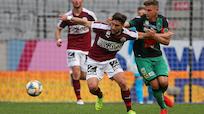 Wacker-Abstieg trotz 4:0-Sieges gegen Mattersburg besiegelt