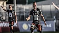 WAC nach 6:0-Kantersieg in Mattersburg weiter oben auf
