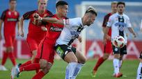 Sturm drehte bei 3:2 Spiel gegen die Admira in Überzahl
